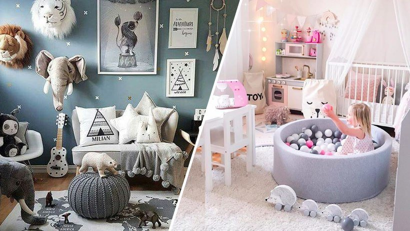 Best Bedroom Ideas For 3 Year Old Boys And Girls With Pictures