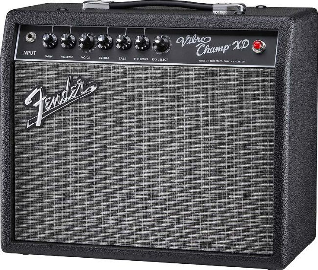 Best Fender Vibro Champ Xd The Ultimate Bedroom Amp With Pictures