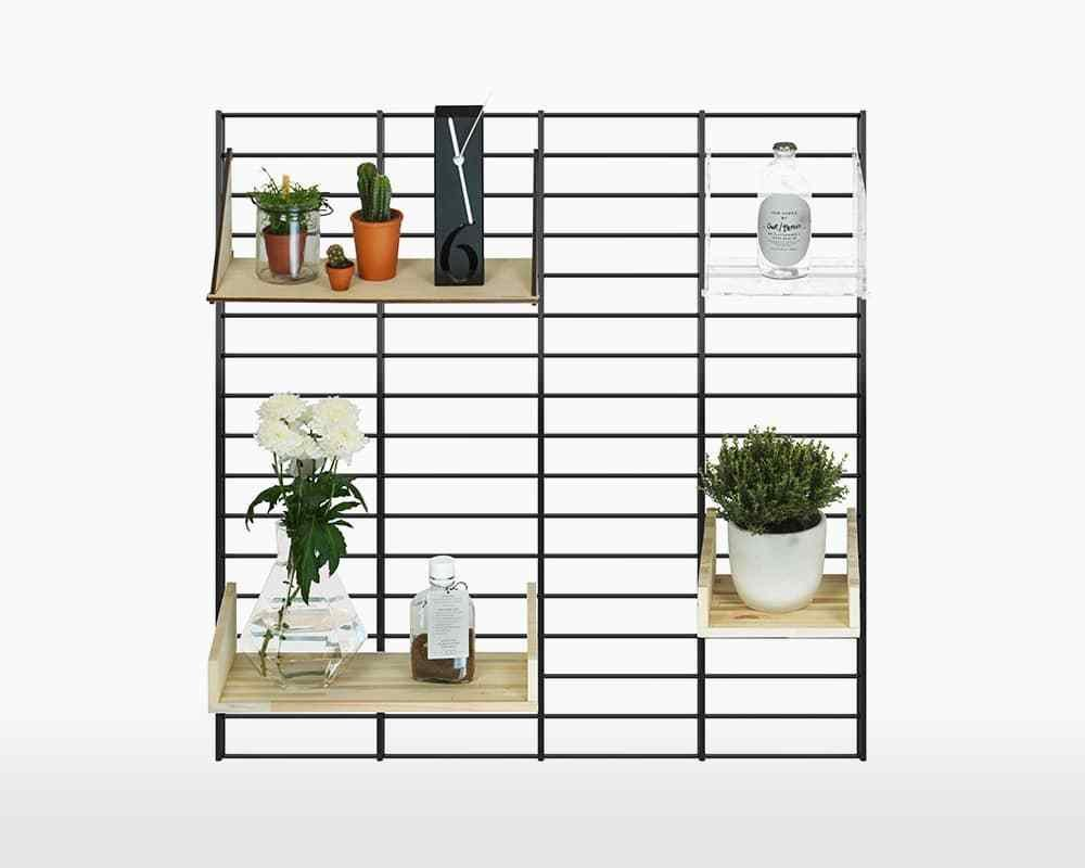 Best Decorative Wall Shelving Fency Bedroom Tolhuijs With Pictures