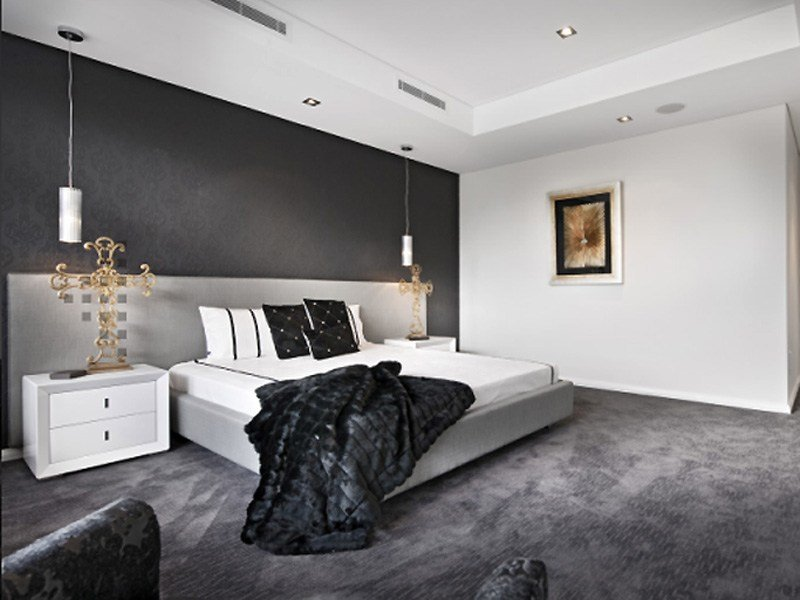 Best 30 Contemporary Bedroom Design For Your Home With Pictures