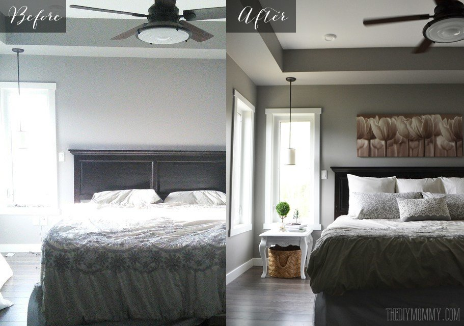 Best A Quick Diy Master Bed Refresh With Pictures