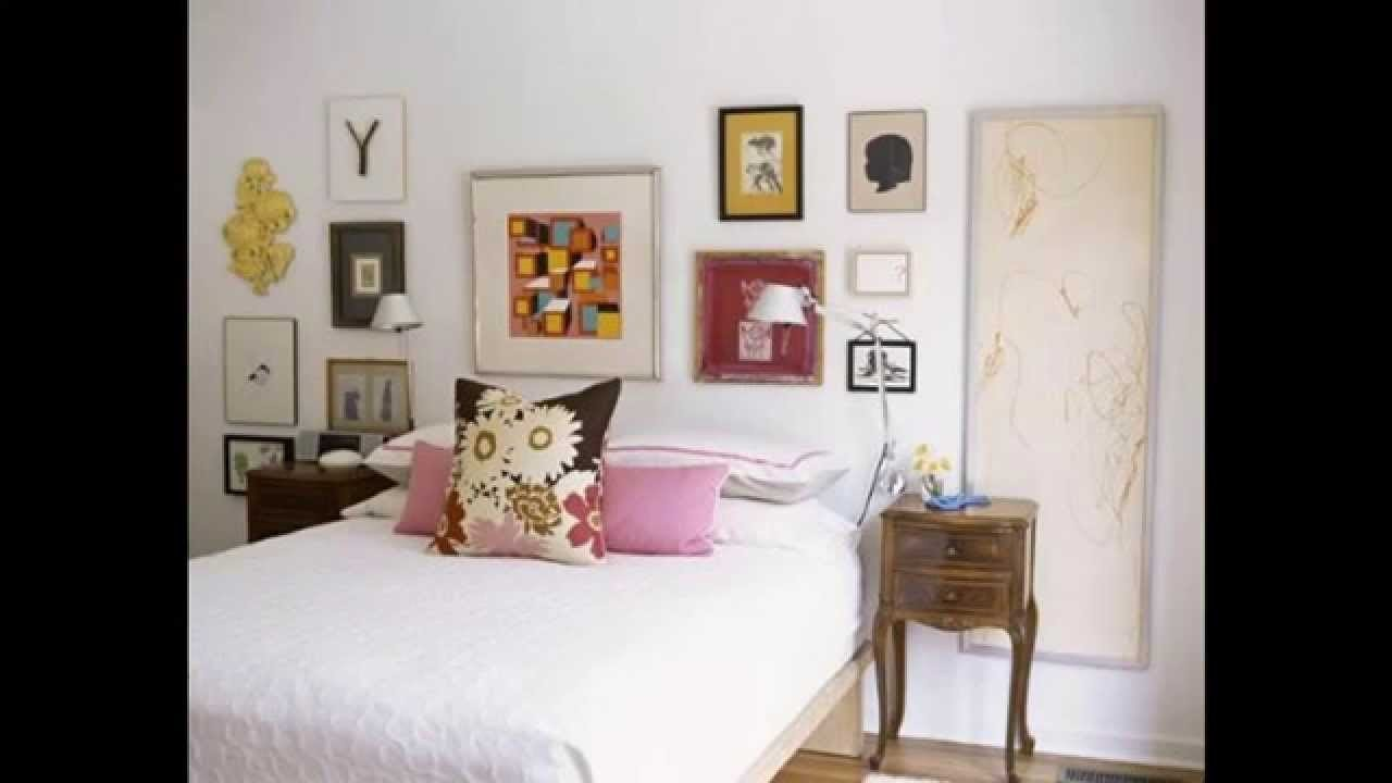 Best Ways To Decorate Bedroom Walls Theradmommy Com With Pictures