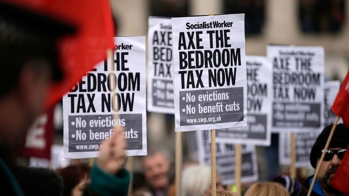 Best Bedroom Tax Westminster Warned Against Cutting Benefits With Pictures