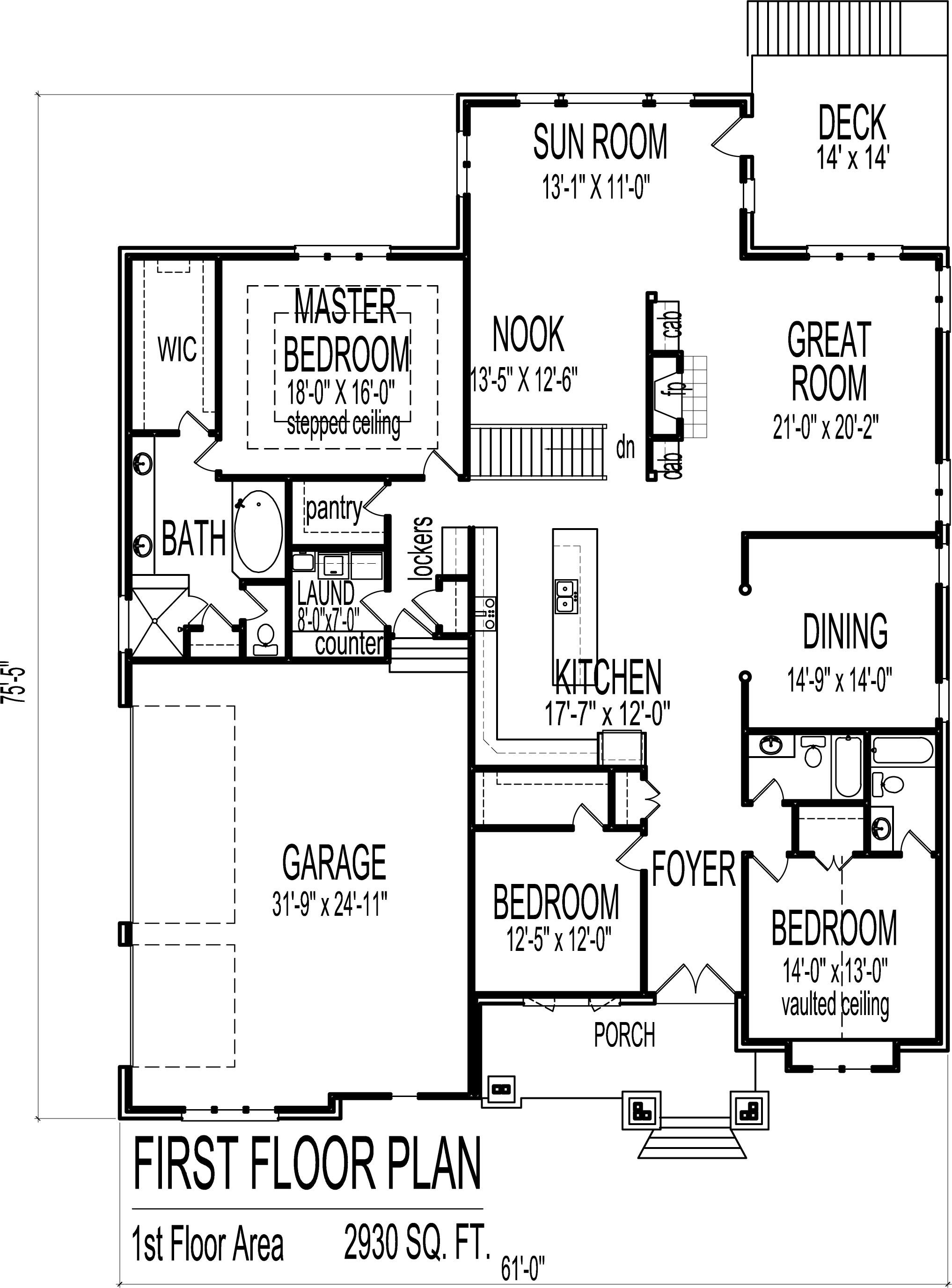 Best 3 Bedroom 2 Bath House Plans 1550 Sq Ft 3 Bedroom 2 Bath With Pictures