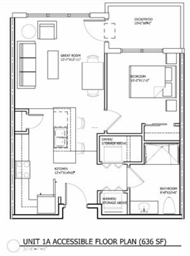 Best Small Apartment Floor Plan 2 Bedroom Apartment Floor Plan With Pictures