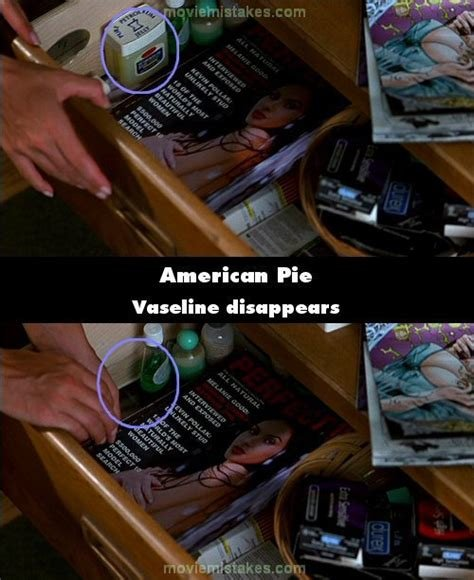Best American Pie 1999 Movie Mistake Picture Id 298 With Pictures