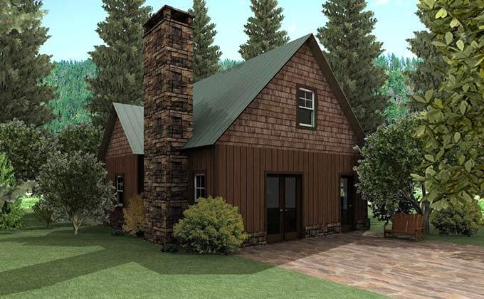 Best Small Cottage Design Small Cottage House Plan With Loft With Pictures