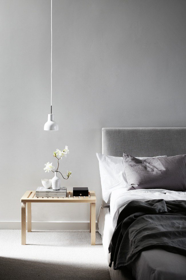 Best Should I Have Hanging Bedside Lights Mad About The House With Pictures