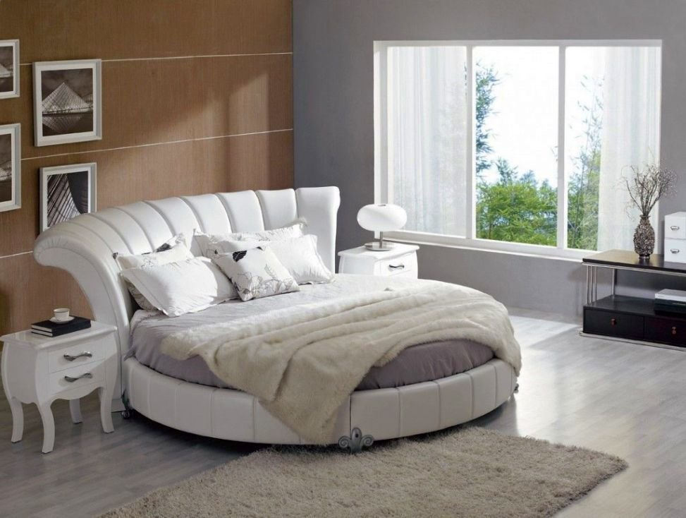 Best 13 Unique Round Bed Design Ideas With Pictures