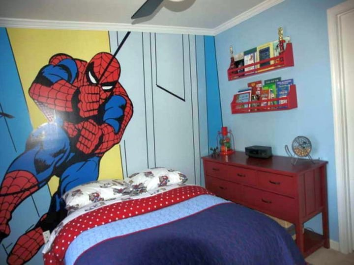 Best 18 Joyous Paint Color Ideas For Boys Rooms With Pictures
