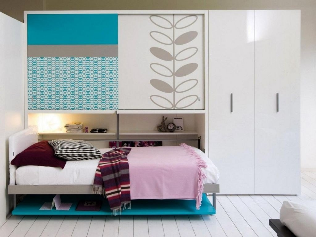 Best 20 Space Saving Murphy Bed Design Ideas For Small Rooms With Pictures