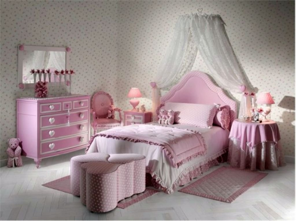 Best 20 Pretty Girl Bedrooms For Your Little Princesses With Pictures