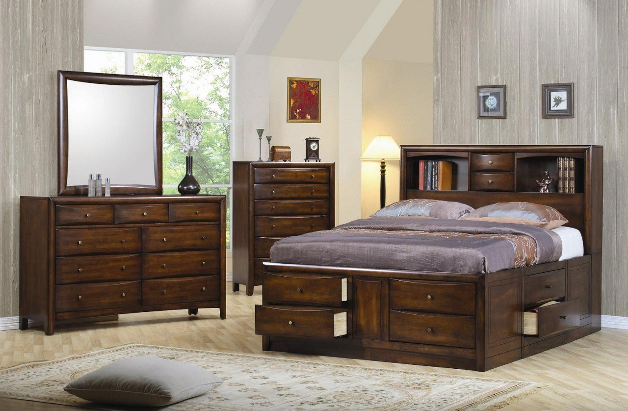 Best Low Bookcase White Queen Bedroom Sets On Sale Queen With Pictures