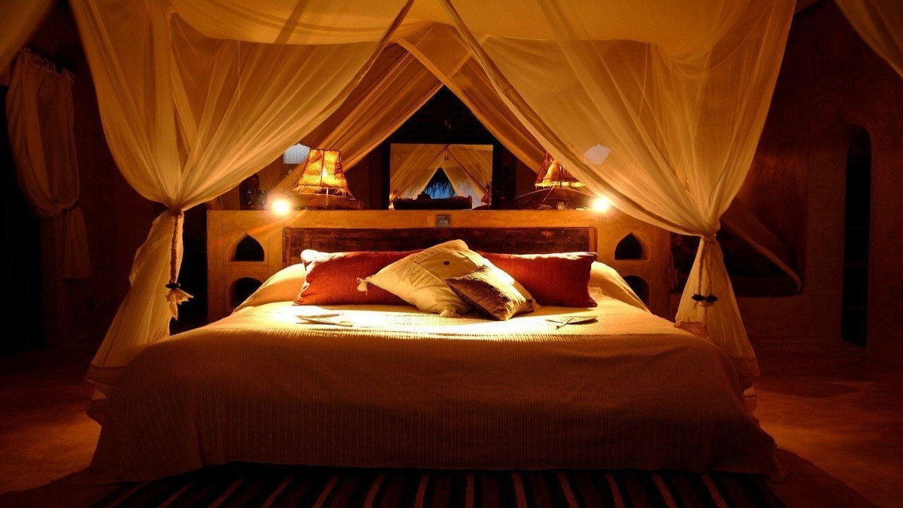 Best Romantic Bedroom Lights Romantic Night Candle Bedroom With Pictures