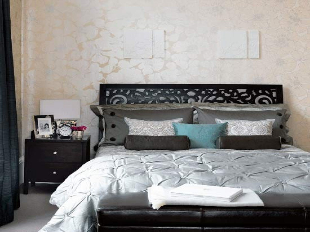Best Chic Bedrooms Chic Wall Decor Modern Chic Bedroom Decor With Pictures