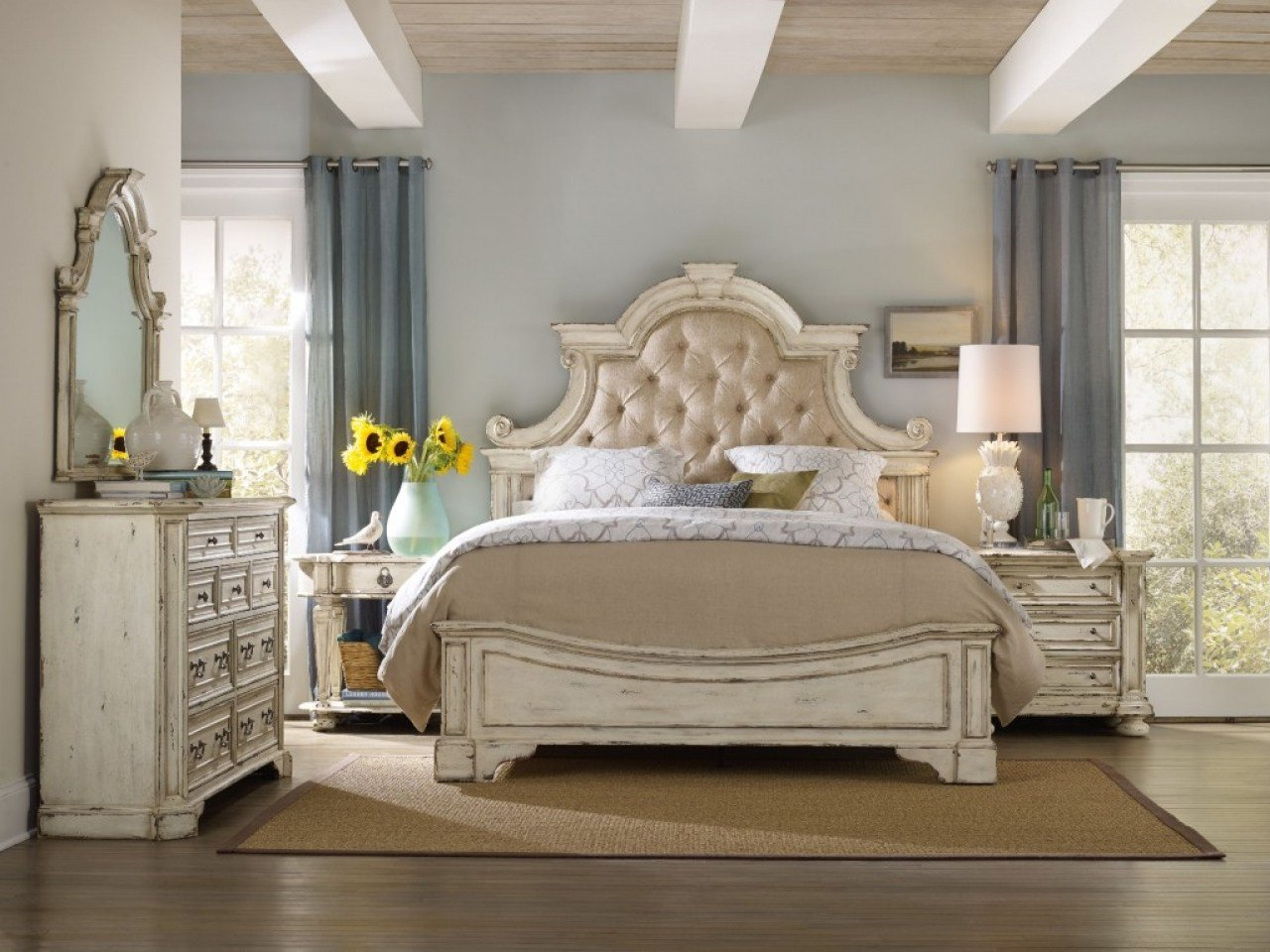 Best Farm Style Furniture Farmhouse Chic Bedroom Farm Style With Pictures