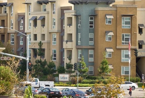 Best Average Asking Rent At County's Big Complexes At All Time With Pictures