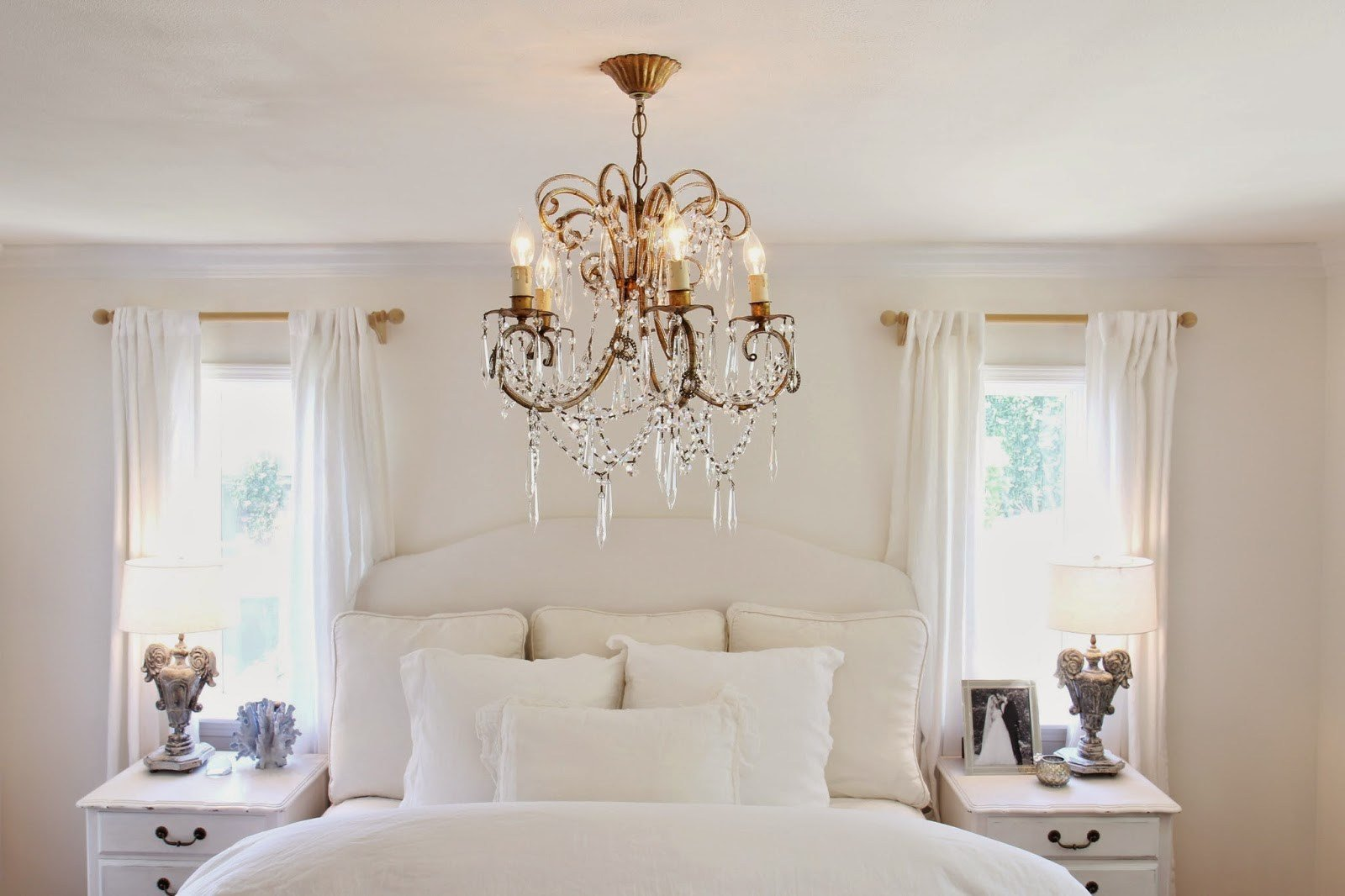 Best Inexpensive Chandeliers For Bedroom Simple Crystal With Pictures