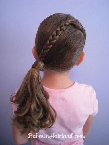 Free 14 Lovely Braided Hairstyles For Kids Pretty Designs Wallpaper