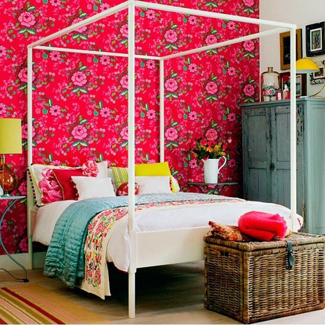 Best Eclectic Colourful Bedrooms Pricey Pads With Pictures