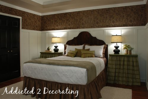 Best John Alice's Master Bedroom — Before And After With Pictures