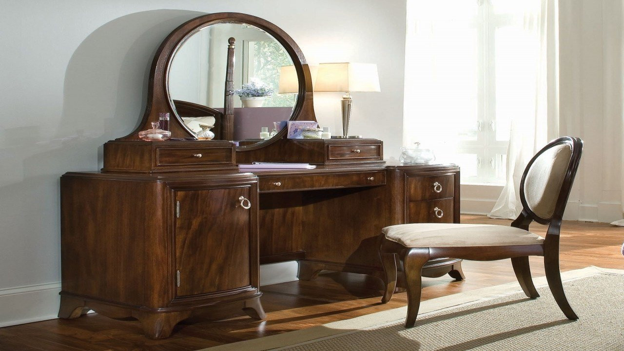 Best Lighted Mirror Vanity Set Bedroom Vanity With Mirror Set With Pictures