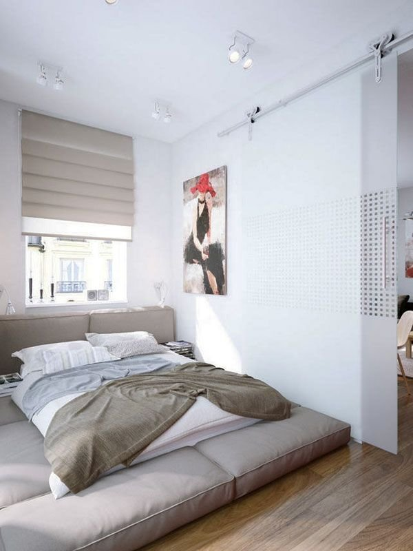 Best 40 Design Ideas To Make Your Small Bedroom Look Bigger With Pictures
