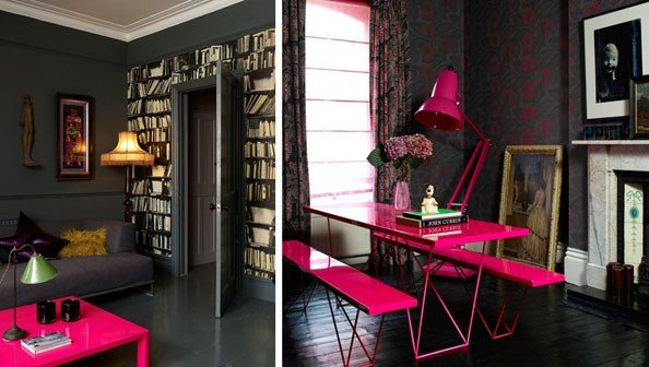 Best 35 Incredible Neon Interior Designs With Pictures