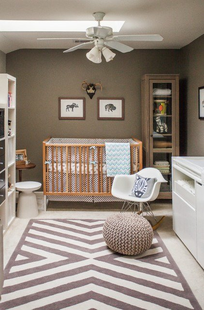 Best 28 Contemporary Baby Nursery Design Ideas With Pictures