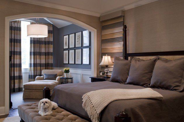 Best 15 Cozy Traditional Bedroom Design Decoration Ideas With Pictures