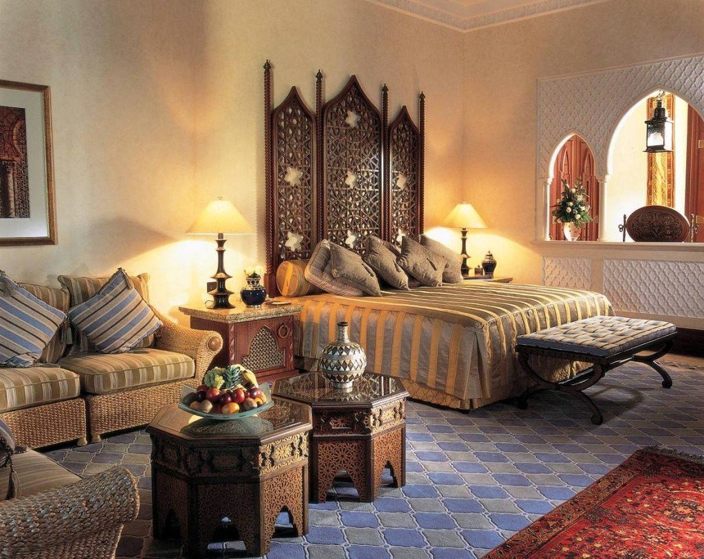 Best Indian Interior Design Ideas For Dramatic Warm Atmosphere With Pictures