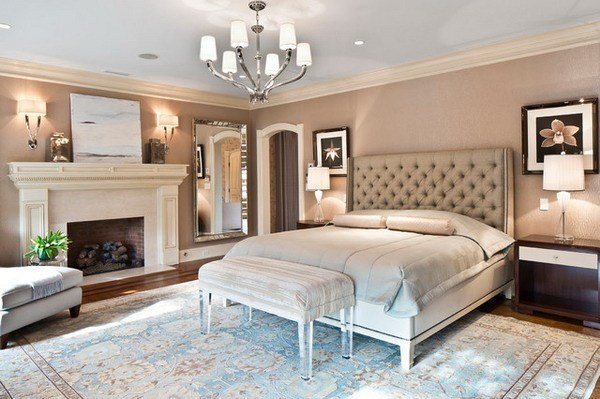 Best 16 Magnificent Dream Master Bedroom Design Ideas With Pictures