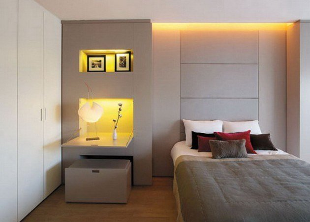 Best 17 Adorable Small Contemporary Bedroom Design Ideas With Pictures