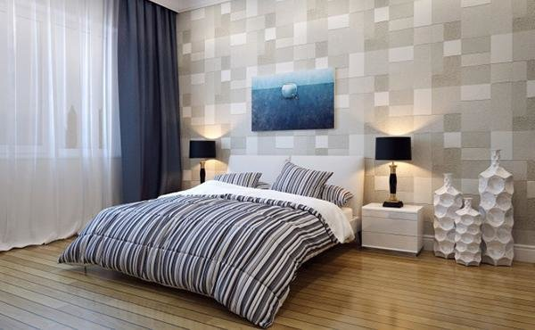 Best 18 Adorable Bedrooms With Textured Walls That You Are With Pictures