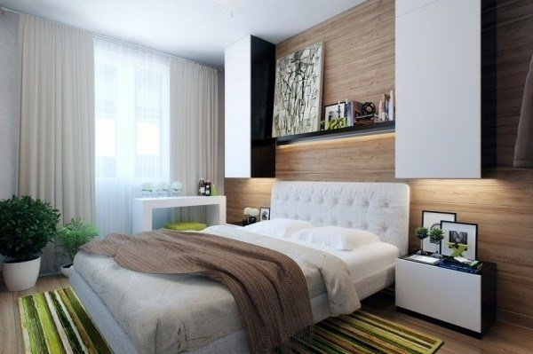 Best Small Bedroom Modern Design – Designer Solutions With Pictures