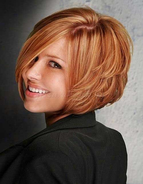 Free 25 Best Layered Bob Pictures Bob Hairstyles 2018 Short Wallpaper