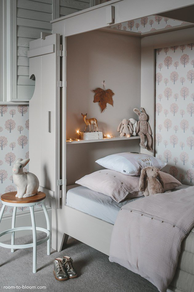 Best Girl S Bedroom Design A Room For Charlotte Room To Bloom With Pictures