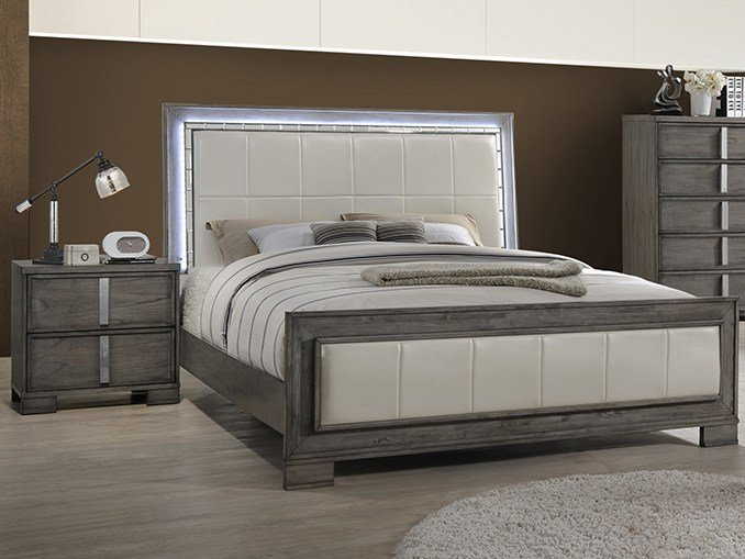 Best Edgewater Bedroom Collection Bed Bailey S Furniture With Pictures