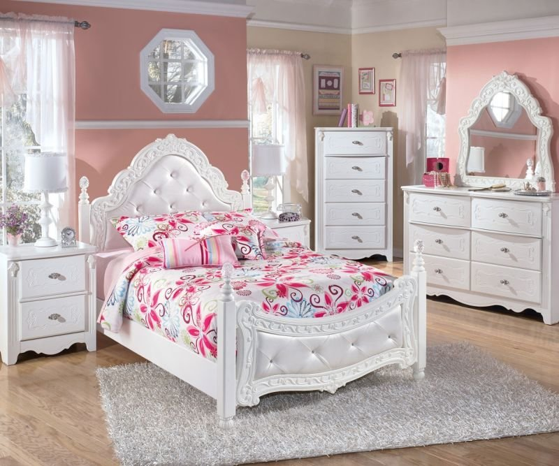 Best Little Girl Bedroom Set Furniture Little Girl Bedroom Sets Home Design Ideas Bedroom Designs With Pictures