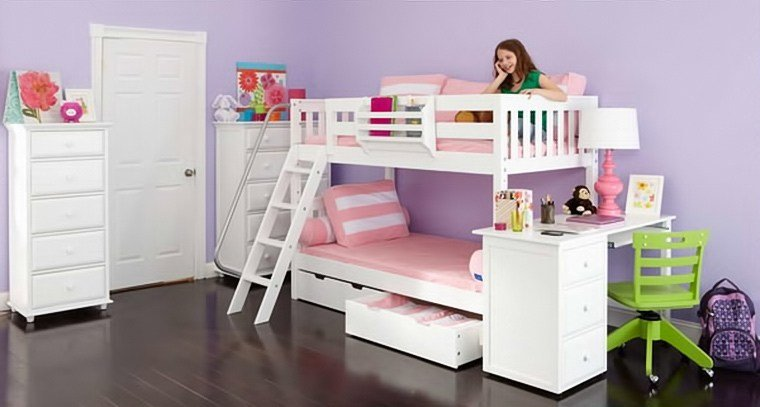 Best Premium Bunk Beds With Options Our Maxtrix Bunks The With Pictures