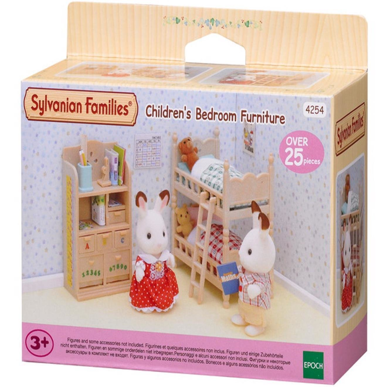 Best Sylvanian Families Miniature Toys Calico Critters Kids With Pictures