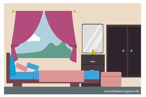 Best Bedroom Clipart Clipart Suggest With Pictures