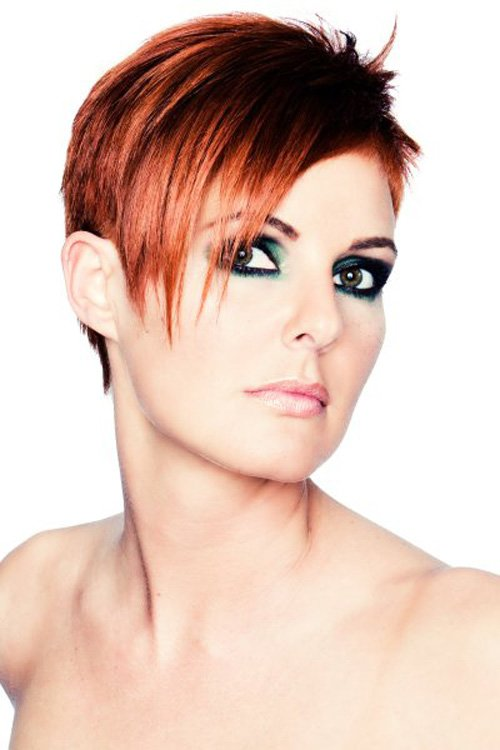 Free Latest Short Hairstyles Trends 2012 – 2013 Short Wallpaper