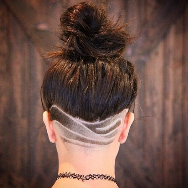 Free 50 Shaved Hairstyles That Will Make You Look Like A Badass Wallpaper