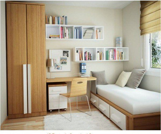 Best Small Space Solutions Home Offices Centsational Girl With Pictures
