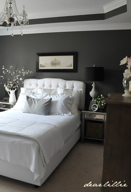 Best Dear Lillie Master Bedroom Perfect Combination Black With Pictures