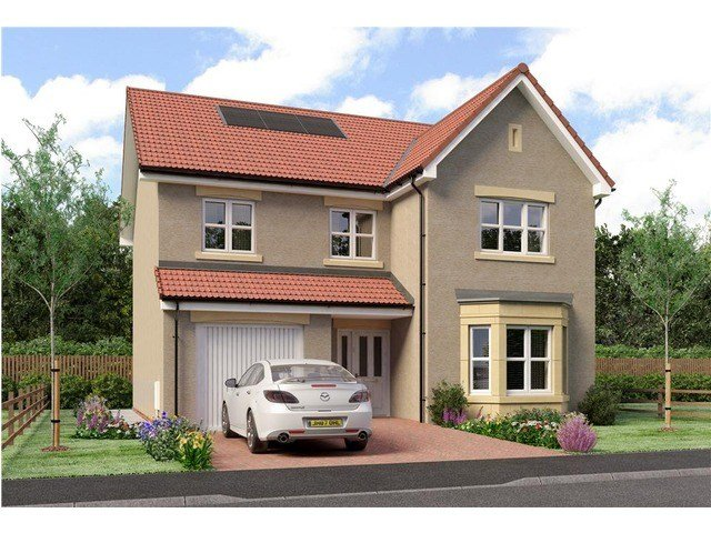 Best 4 Bedroom House For Sale Yeats Miller Homes At Shawfair With Pictures