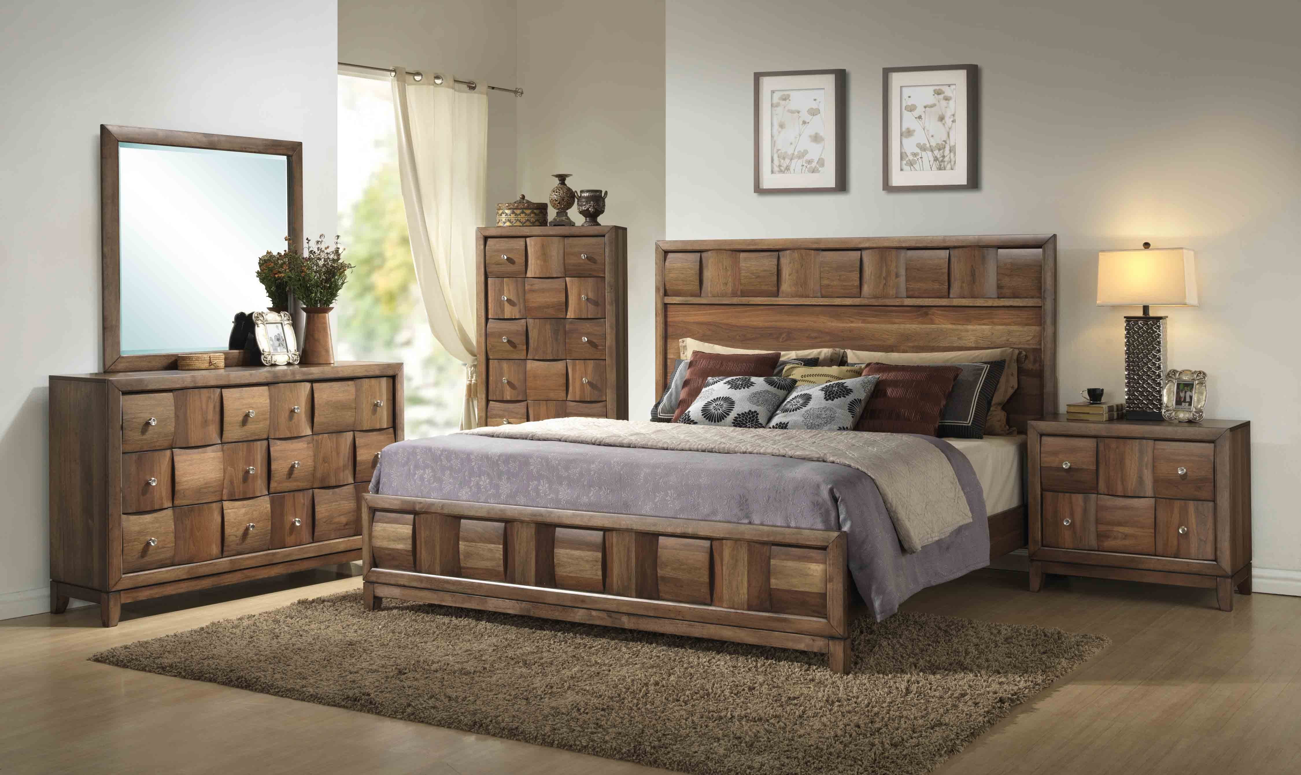 Best Contemporary Solid Wood Bedroom Furniture Furniture Home With Pictures