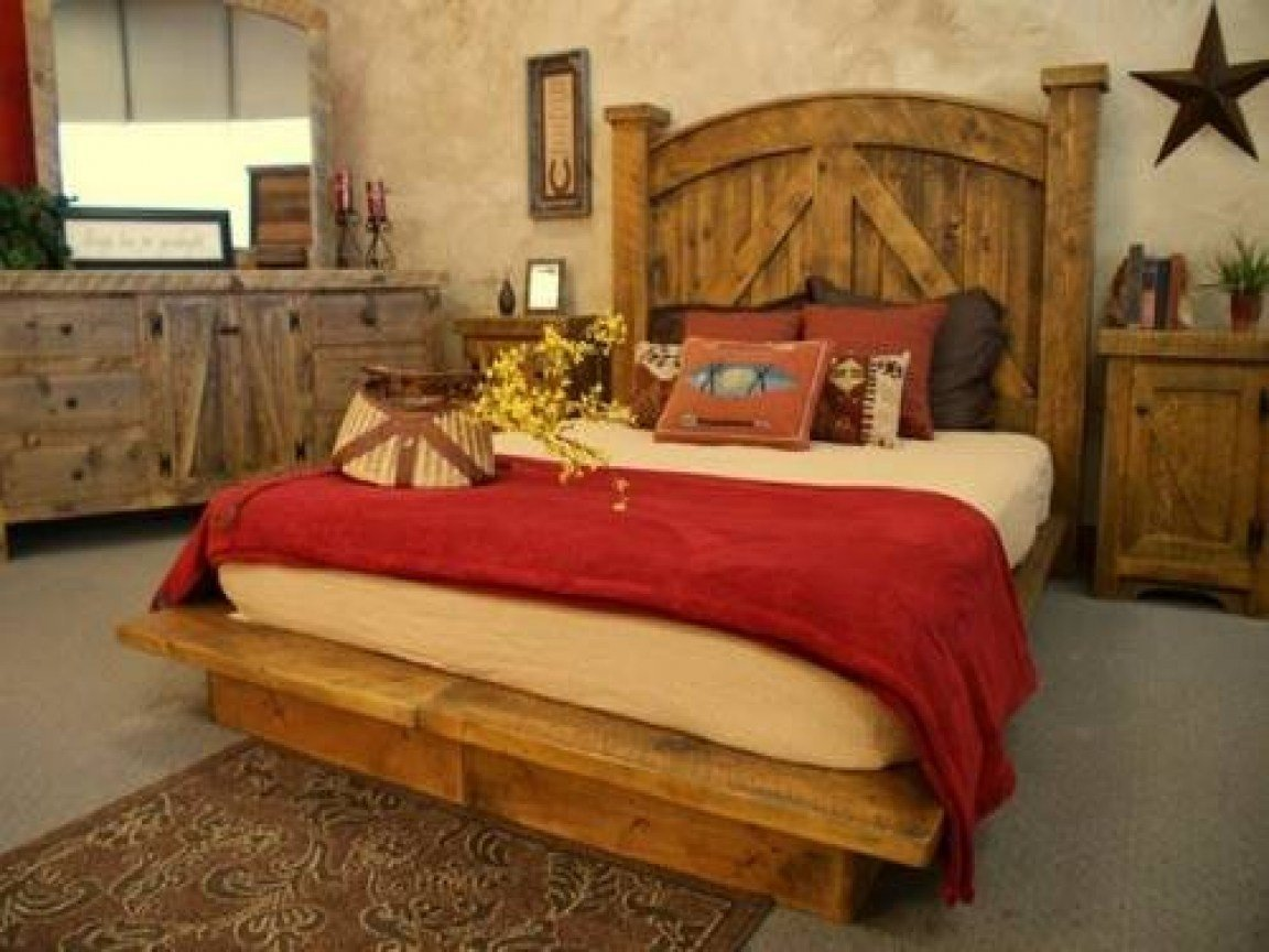 Best Rustic Country Bedroom Ideas Rustic Bedroom Decorating With Pictures