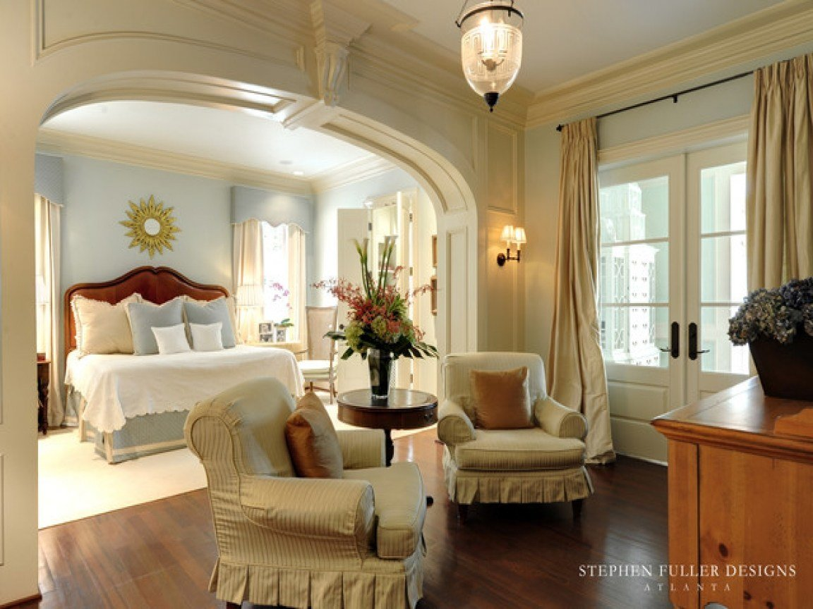 Best Master Bedroom Sitting Room Decorating Ideas Neutral With Pictures